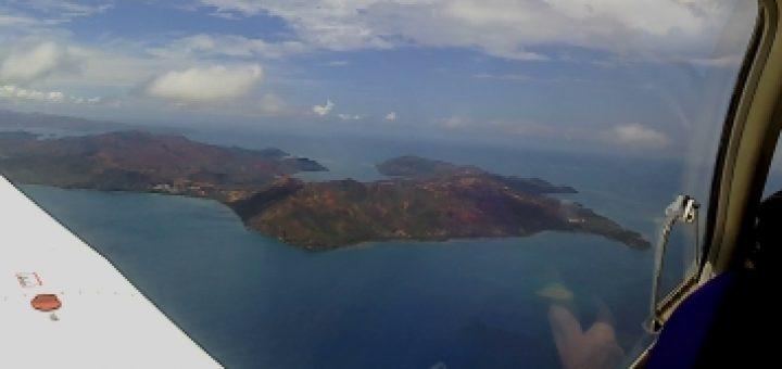 New Caledonia Aerial